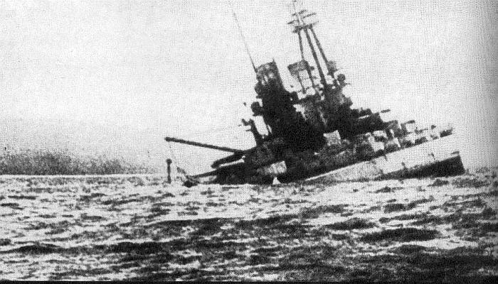 Resultado de imagen de flota alemana en scapa flow