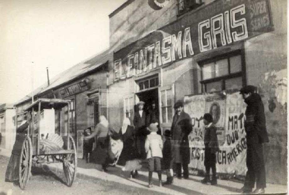 Cel 1920 Viaje En El Tiempo