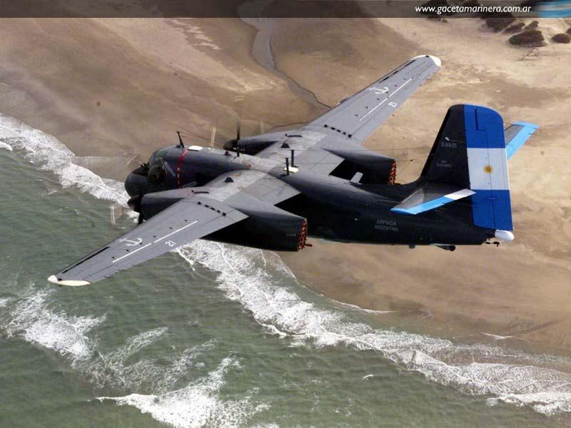 Resultado de imagen para Avión Tracker + ARA