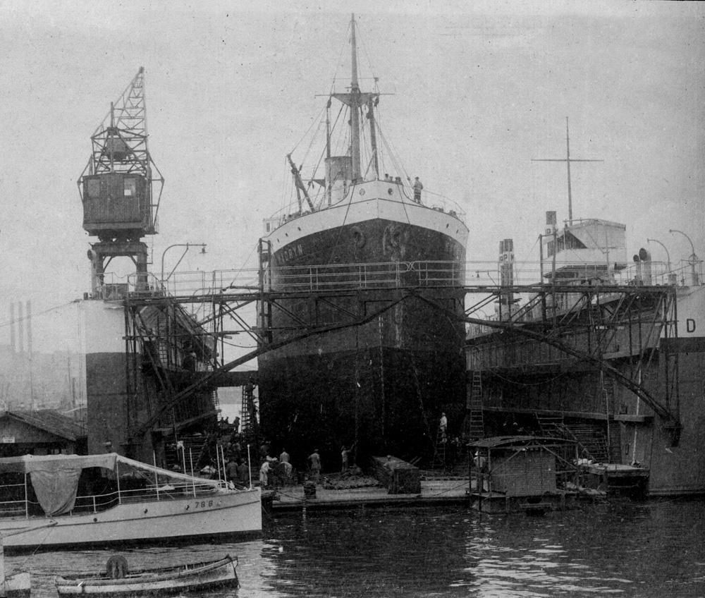 DELFINO 1922 - 1939