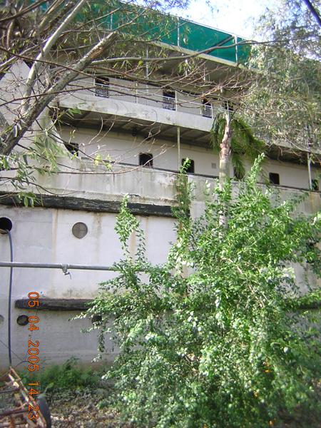 Barcos abandonados en Argentina