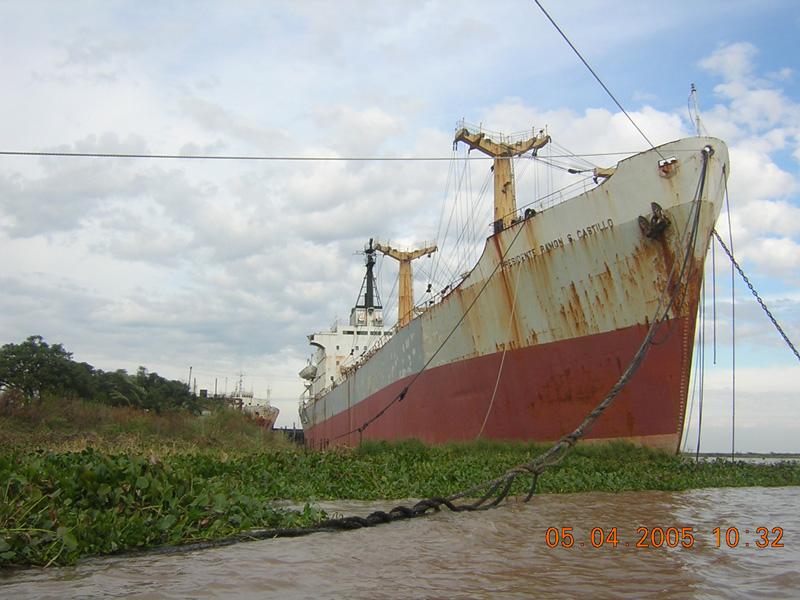 Barcos abandonados en argentina taringa for Todo sobre barcos