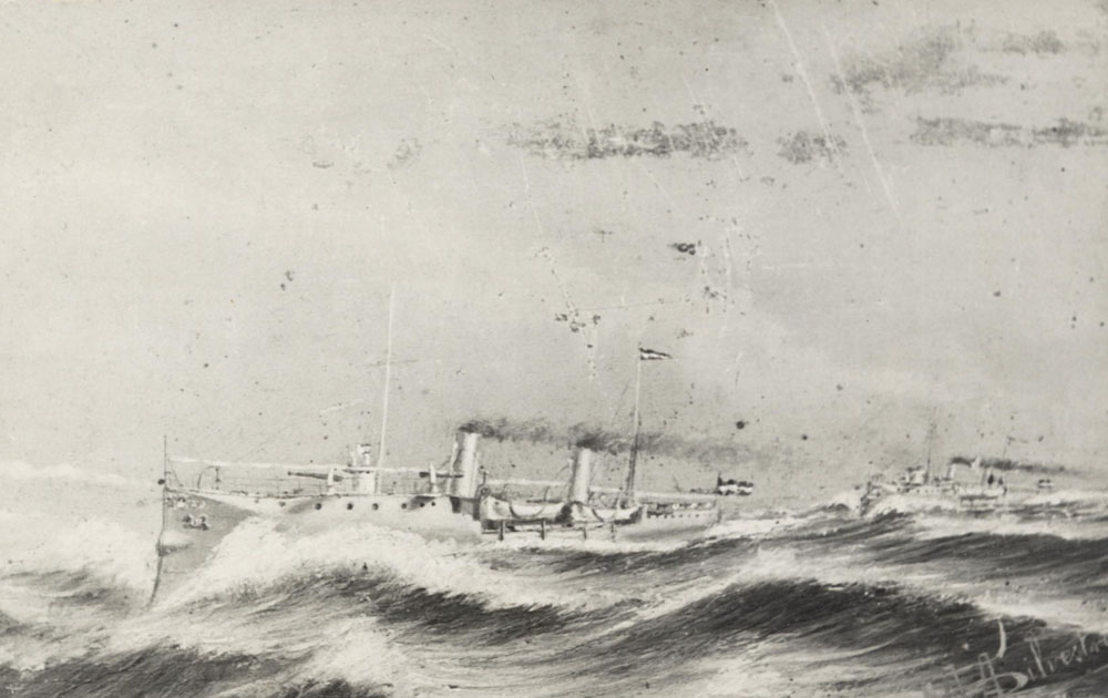 Tales of the Sea: El naufragio de la \
