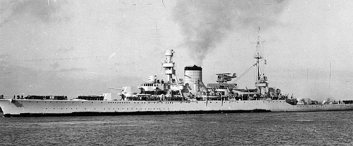 Resultado de imagen para crucero argentino 25 de julio