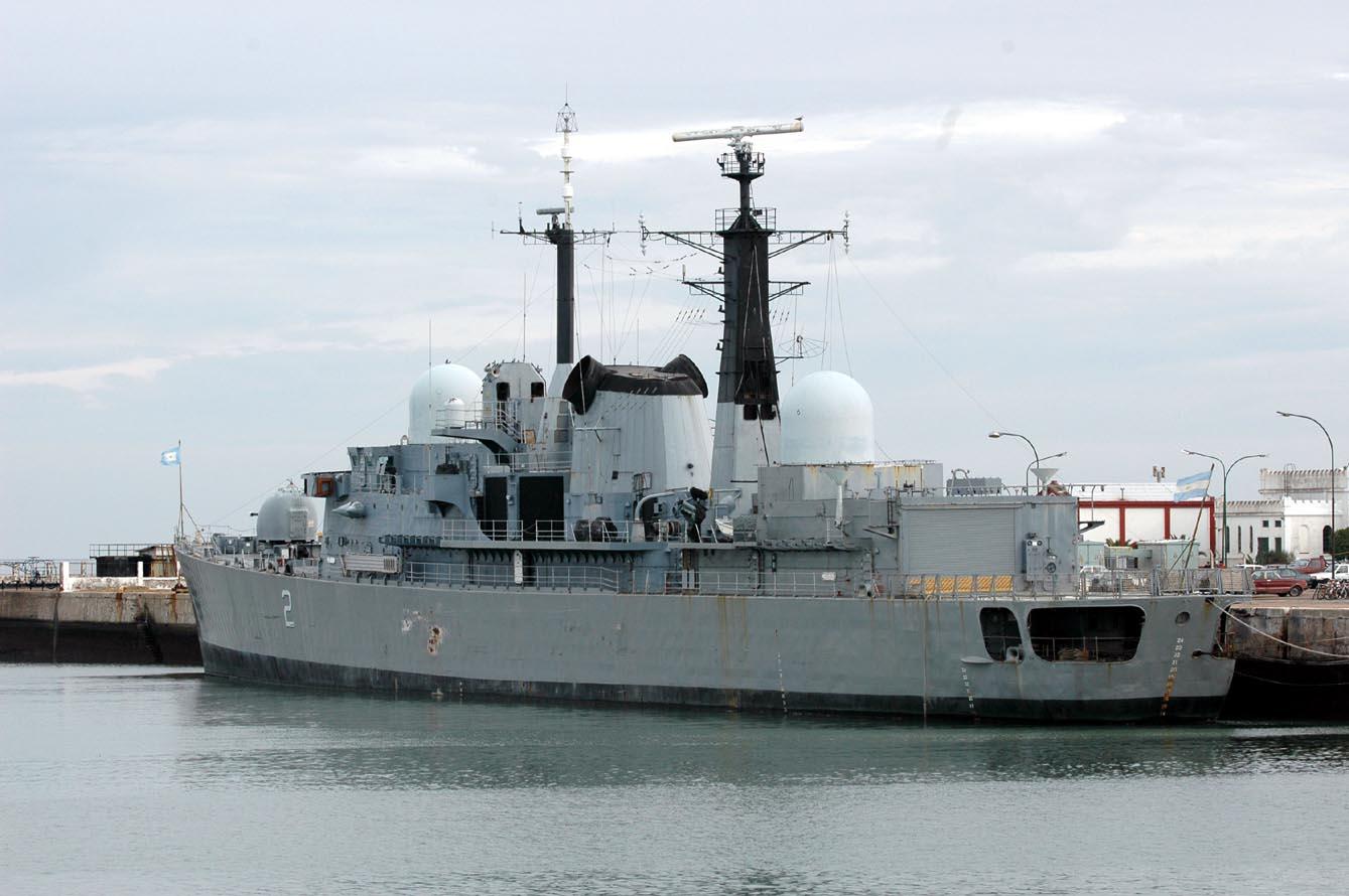 Base Naval de Puerto Belgrano
