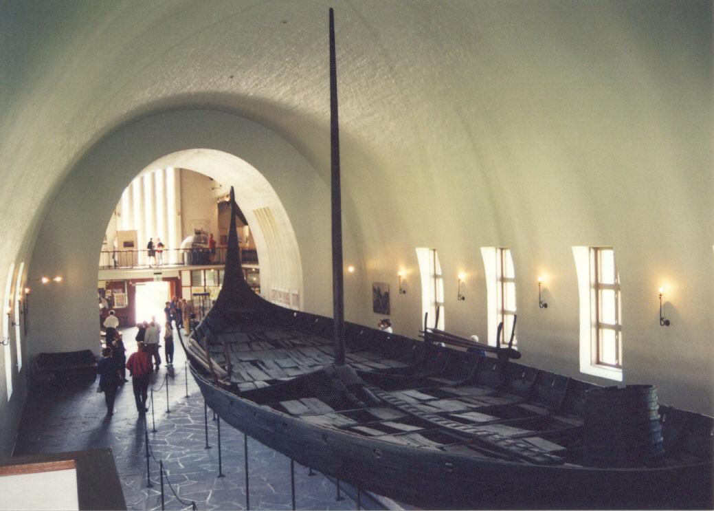Drakkar, los barcos vikingos