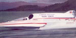 Historia de los records de velocidad