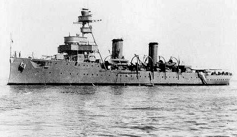 Almirante Grau en 1911