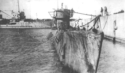 America Latina, la Segunda Guerra Mundial U-977