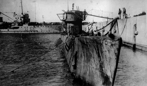 Submarinos nazis en Mar Del Plata  (parte 1)