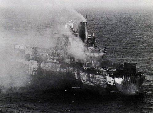 Destructor HMS Sheffield