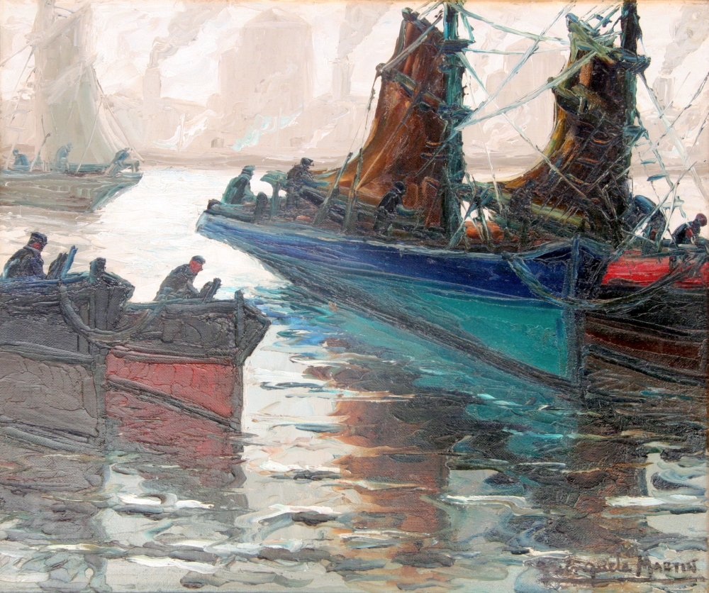 pintor argentino