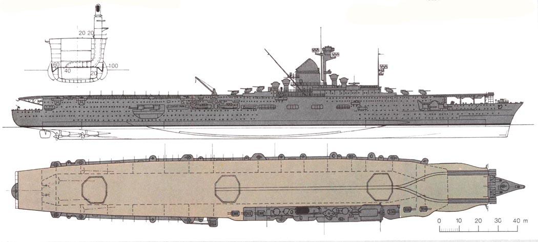 Graf Zeppelin (portaaviones):  GZ-Dibx1050