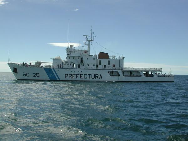 Resultado de imagen para guardacostas thompson mar del plata