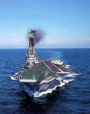 Edición Limitada 25 HMS Eagle Segunda Guerra Mundial-mano acabado